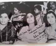 Bela Bose, Meena Kumari, Zeb Rahman