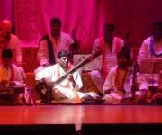 Salamat Khan in concert