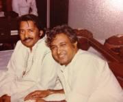 Ustad Sultan Khanshib and Ustad Salaamt Khansahib