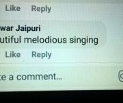 From Family of Mr Hasrat Jaipuri
